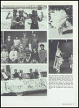 1987 Baird High School Yearbook Page 128 & 129