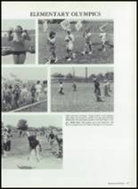 1987 Baird High School Yearbook Page 130 & 131