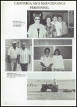 1987 Baird High School Yearbook Page 132 & 133