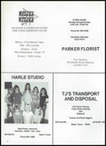1987 Baird High School Yearbook Page 152 & 153