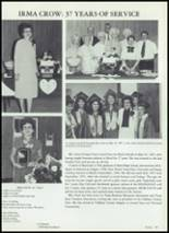 1987 Baird High School Yearbook Page 162 & 163