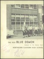 Northfork - Elkhorn High School Class of 1959 Reunions - Yearbook Page 5