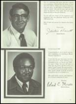 1980 Mt. Pleasant High School Yearbook Page 22 & 23