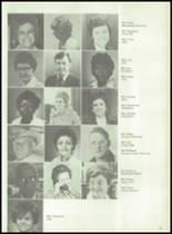 1980 Mt. Pleasant High School Yearbook Page 24 & 25