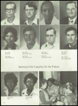 1980 Mt. Pleasant High School Yearbook Page 28 & 29