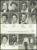 1980 Mt. Pleasant High School Yearbook Page 30 & 31
