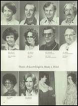 1980 Mt. Pleasant High School Yearbook Page 32 & 33