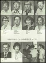 1980 Mt. Pleasant High School Yearbook Page 34 & 35