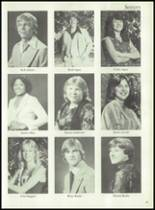 1980 Mt. Pleasant High School Yearbook Page 38 & 39