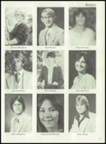 1980 Mt. Pleasant High School Yearbook Page 40 & 41