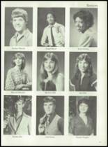 1980 Mt. Pleasant High School Yearbook Page 44 & 45