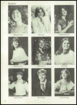 1980 Mt. Pleasant High School Yearbook Page 46 & 47