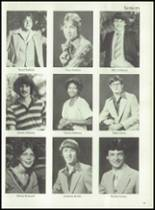 1980 Mt. Pleasant High School Yearbook Page 48 & 49