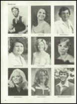 1980 Mt. Pleasant High School Yearbook Page 50 & 51