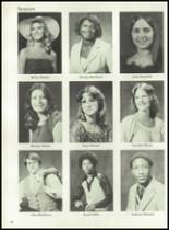 1980 Mt. Pleasant High School Yearbook Page 52 & 53