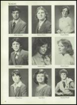 1980 Mt. Pleasant High School Yearbook Page 54 & 55