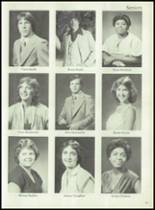 1980 Mt. Pleasant High School Yearbook Page 56 & 57