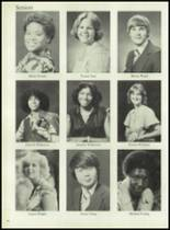 1980 Mt. Pleasant High School Yearbook Page 58 & 59