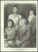 1980 Mt. Pleasant High School Yearbook Page 70 & 71