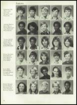 1980 Mt. Pleasant High School Yearbook Page 76 & 77