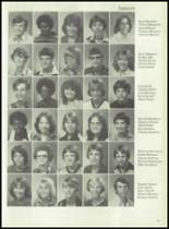 1980 Mt. Pleasant High School Yearbook Page 78 & 79