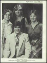 1980 Mt. Pleasant High School Yearbook Page 80 & 81
