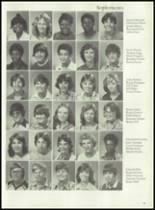 1980 Mt. Pleasant High School Yearbook Page 84 & 85