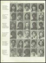 1980 Mt. Pleasant High School Yearbook Page 86 & 87