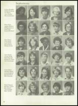 1980 Mt. Pleasant High School Yearbook Page 90 & 91