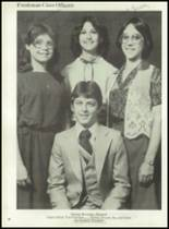 1980 Mt. Pleasant High School Yearbook Page 92 & 93