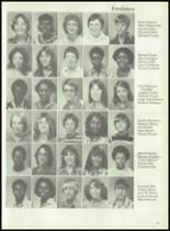 1980 Mt. Pleasant High School Yearbook Page 94 & 95