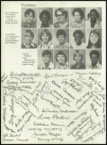 1980 Mt. Pleasant High School Yearbook Page 102 & 103