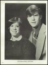 1980 Mt. Pleasant High School Yearbook Page 104 & 105