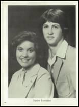 1980 Mt. Pleasant High School Yearbook Page 112 & 113