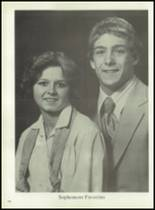 1980 Mt. Pleasant High School Yearbook Page 114 & 115