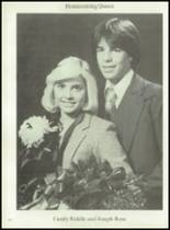 1980 Mt. Pleasant High School Yearbook Page 118 & 119