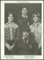 1980 Mt. Pleasant High School Yearbook Page 122 & 123