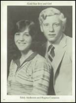 1980 Mt. Pleasant High School Yearbook Page 126 & 127