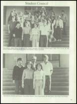1980 Mt. Pleasant High School Yearbook Page 130 & 131