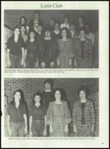 1980 Mt. Pleasant High School Yearbook Page 132 & 133