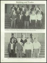 1980 Mt. Pleasant High School Yearbook Page 134 & 135