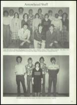 1980 Mt. Pleasant High School Yearbook Page 136 & 137