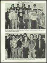 1980 Mt. Pleasant High School Yearbook Page 138 & 139