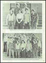 1980 Mt. Pleasant High School Yearbook Page 142 & 143
