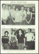 1980 Mt. Pleasant High School Yearbook Page 148 & 149