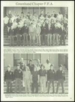 1980 Mt. Pleasant High School Yearbook Page 152 & 153