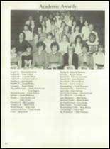 1980 Mt. Pleasant High School Yearbook Page 158 & 159