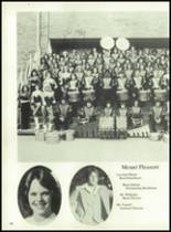 1980 Mt. Pleasant High School Yearbook Page 160 & 161