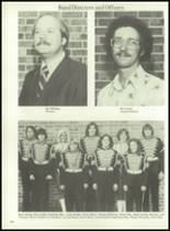 1980 Mt. Pleasant High School Yearbook Page 162 & 163