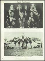 1980 Mt. Pleasant High School Yearbook Page 166 & 167